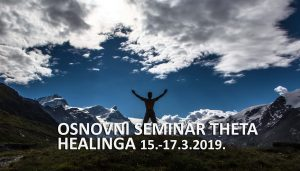 Osnovni seminar Theta Healinga, Zagreb @ Theta centar Nathea | Zagreb | Hrvatska